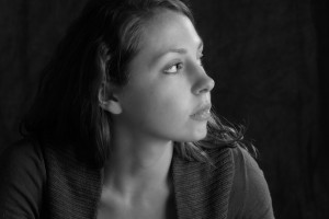 Example of potrait made with window light by photographer Dan splaine