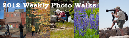 """Photographer Dan Splaine of Test of Time photography in Nashua NH announces the 2012 IMAGE MAKER""""S 52 WEEK PHOTO WALK. Splaine is a photo educator who presents a program of digital photography workshops and photographer tours ©2012 Daniel J. Splaine."""