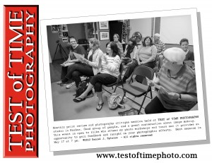 Digital photography workshop at the TEST of TIME PHOTOGRAPHY studio in Nashua, NH. The photo class is one of the many offered by professional photographer Dan Splaine at the studio and locations throughout New England. ©2012 Daniel J. Splaine - All Rights Reserved