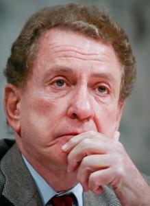 Senator Arlen Specter during hearings on Capital Hill ©2006 Daniel J. Splaine - All Rights reserved
